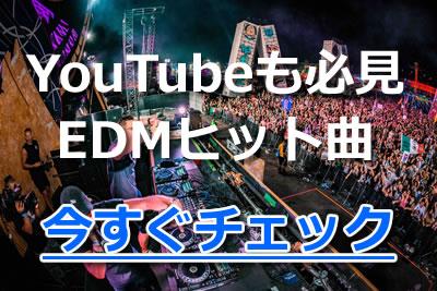edm 定番 youtube