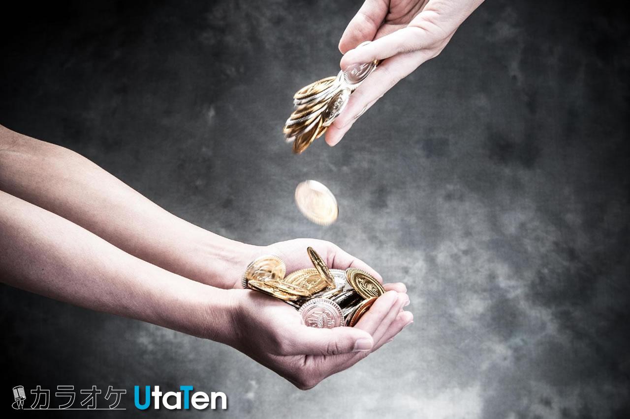 カラオケ 印税