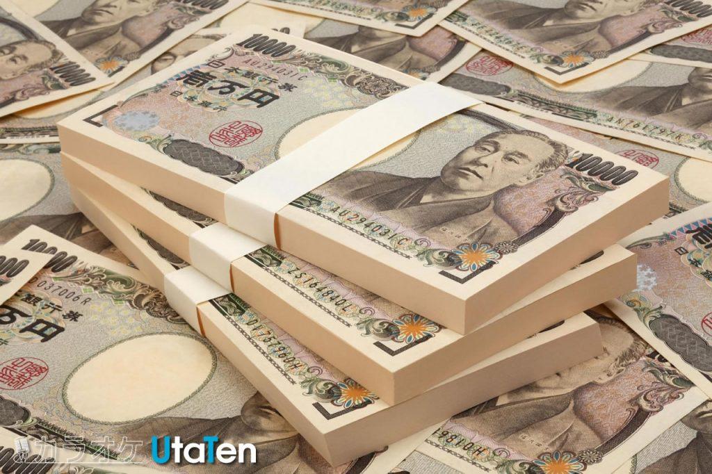 カラオケ 印税 収入ランキング
