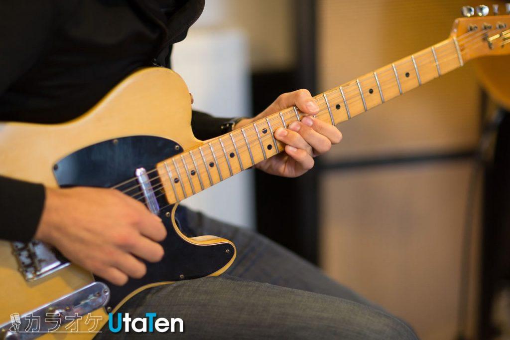 ギター 簡単 洋楽 バンド 初心者