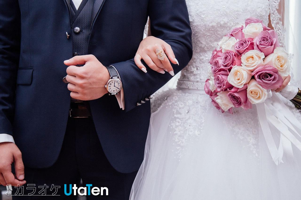 結婚式 アニソン