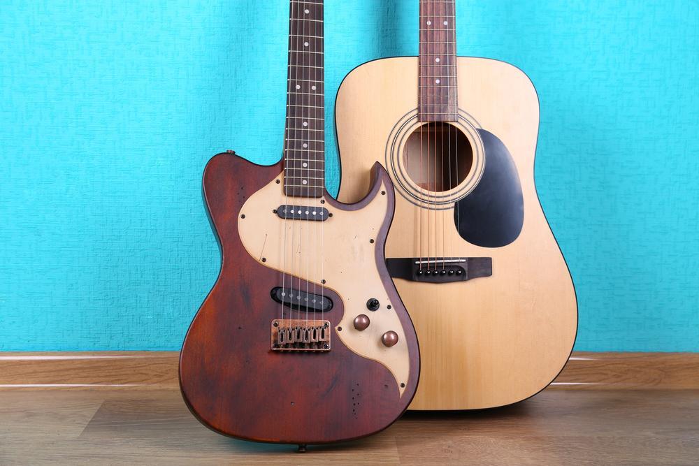 ギター 種類