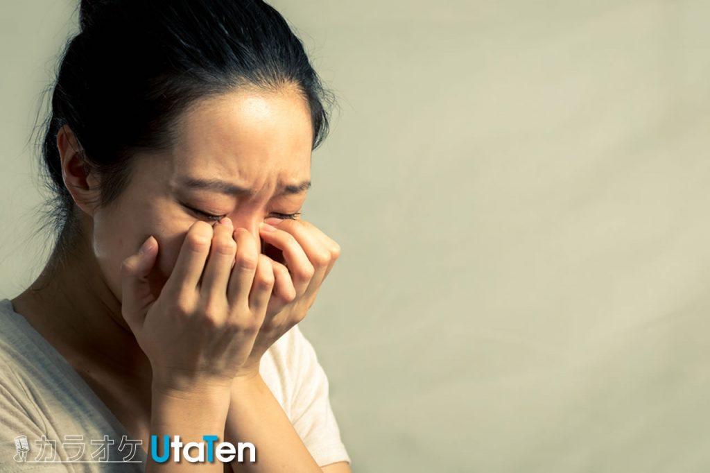 泣ける曲 邦楽 女性 アーティスト