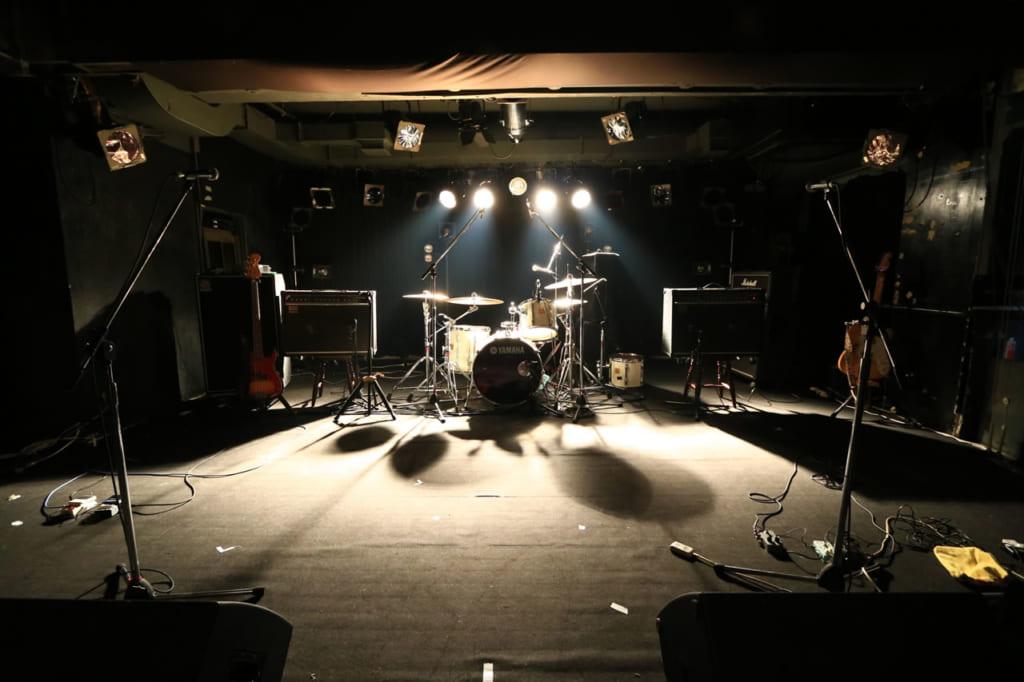 ライブ前の準備