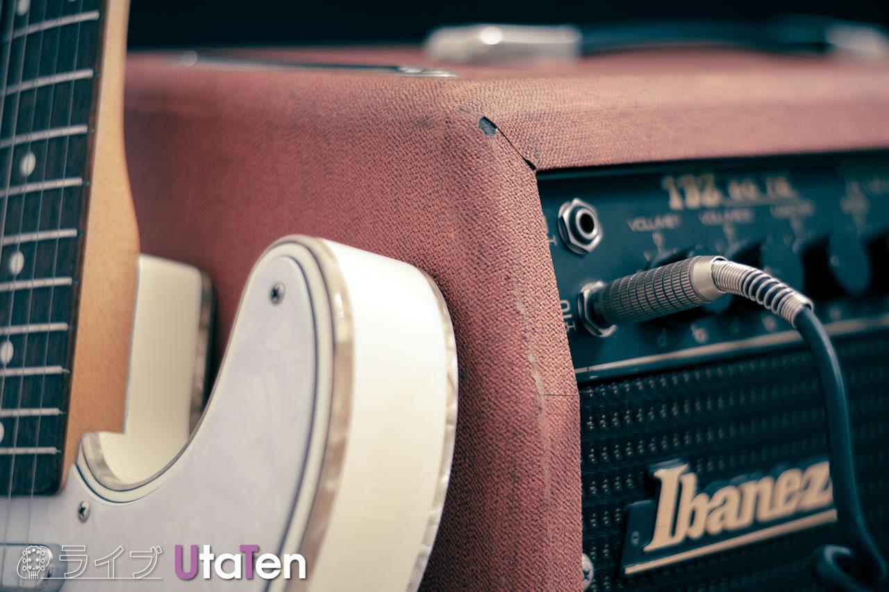 楽器と機材