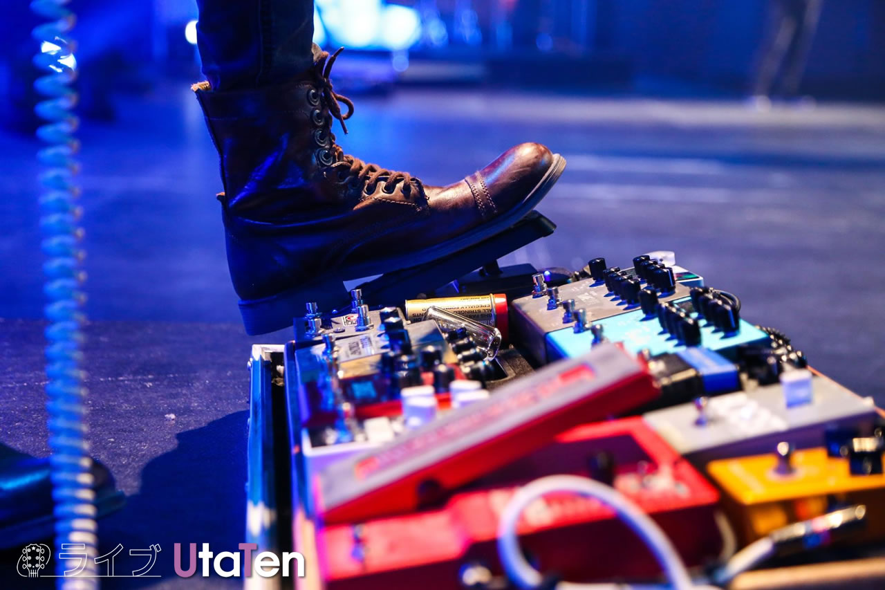 ギター エフェクター
