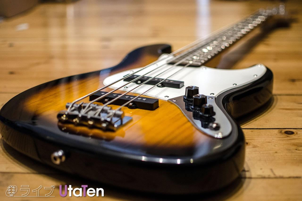 ギター ベース