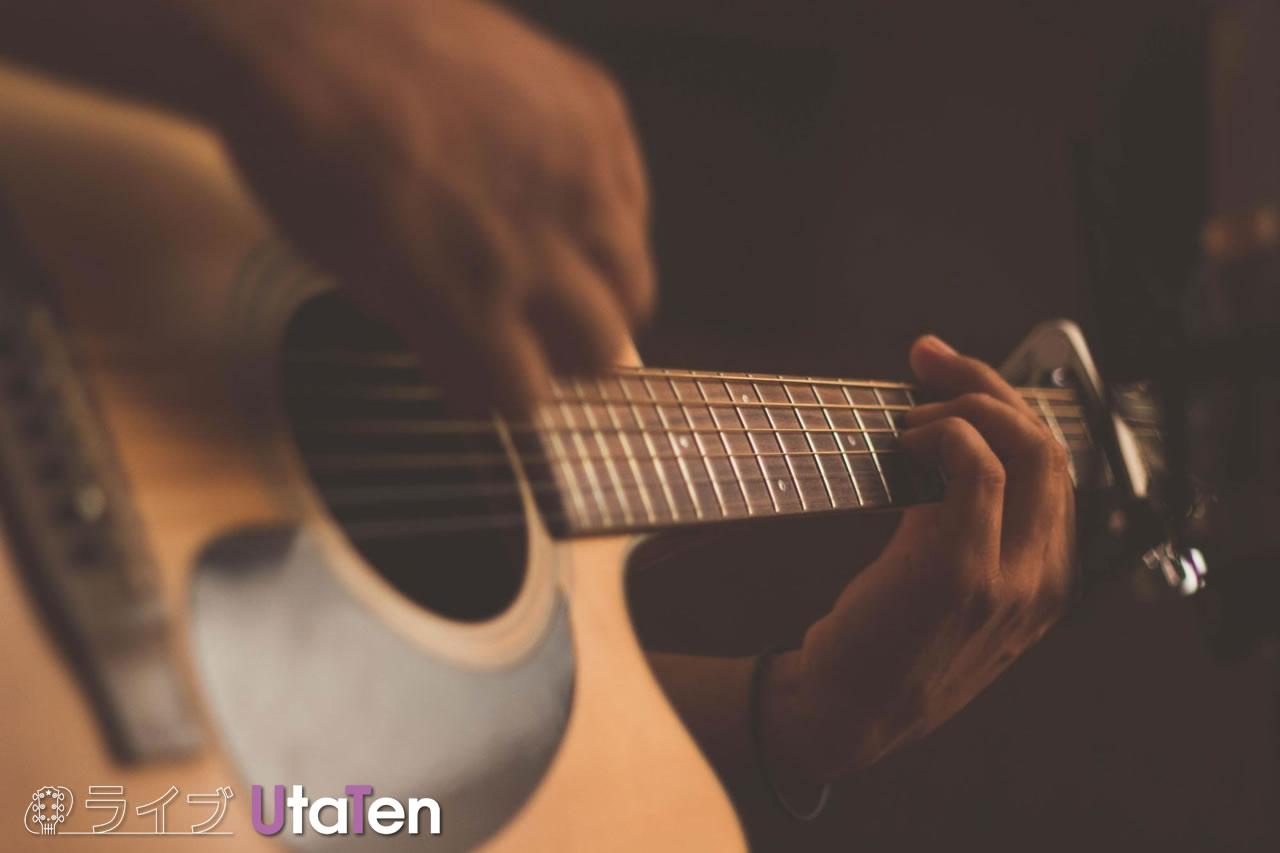 ギターネック 調整
