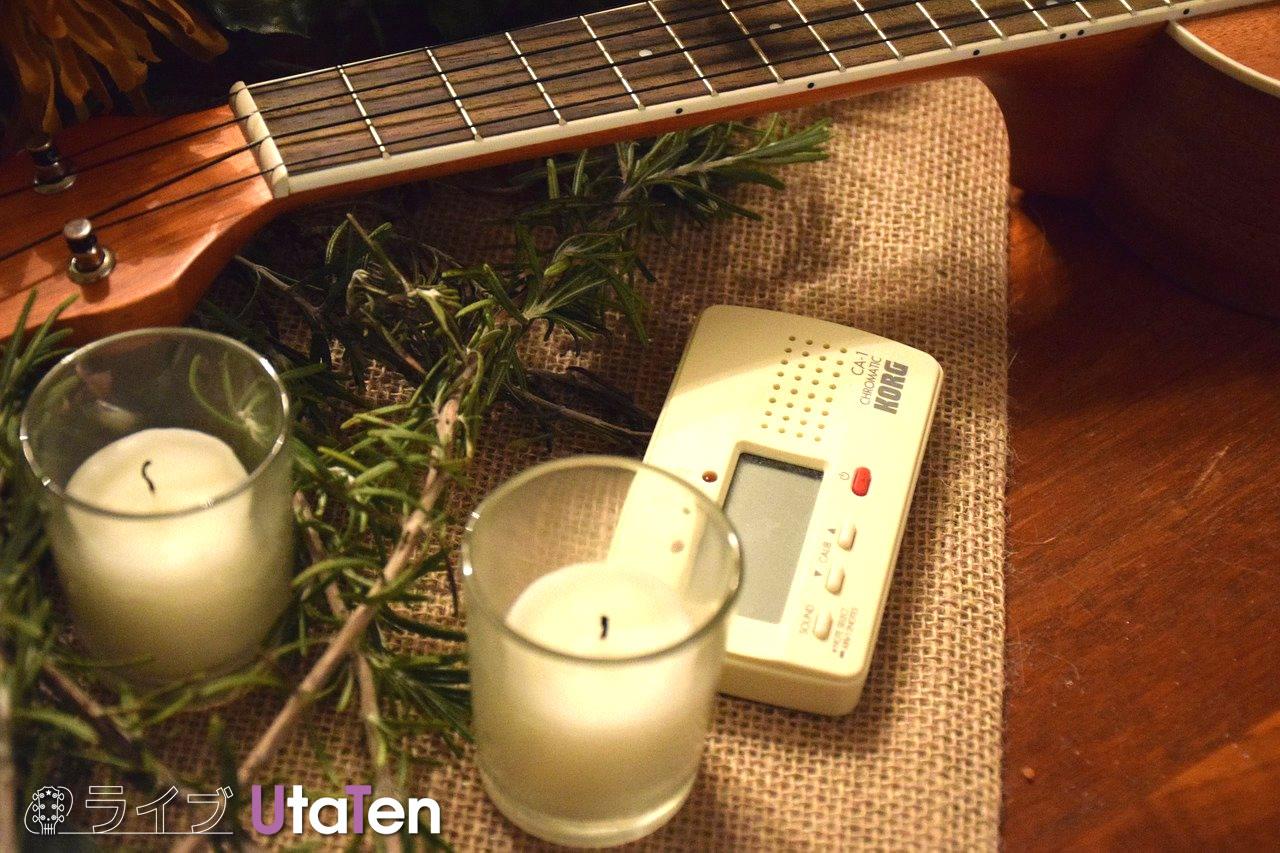 ギター チューナー