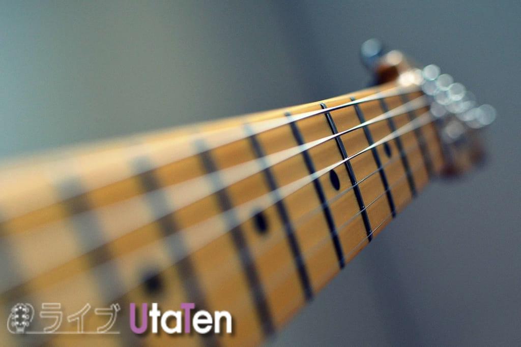 ギター 指板 メンテナンス