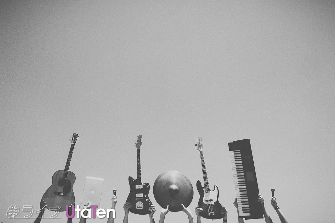 ギターでモテる 方法 特徴
