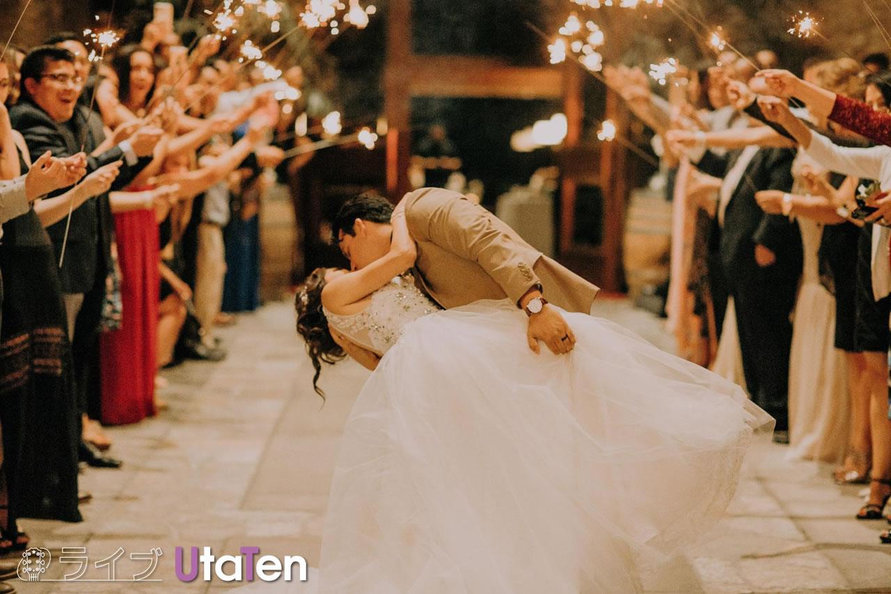 結婚 式 乾杯 曲