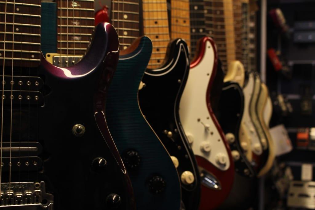 リッケンバッカー おすすめギター