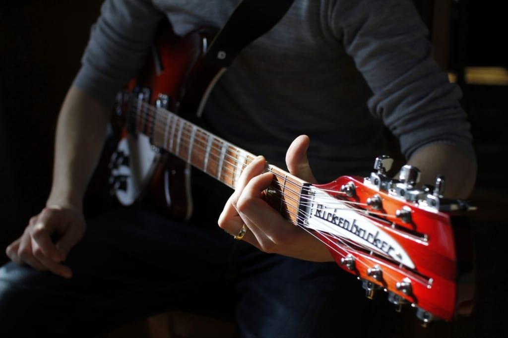リッケンバッカー ギター 種類