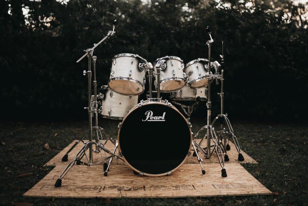 軽音楽部でドラムに向いている人の特徴