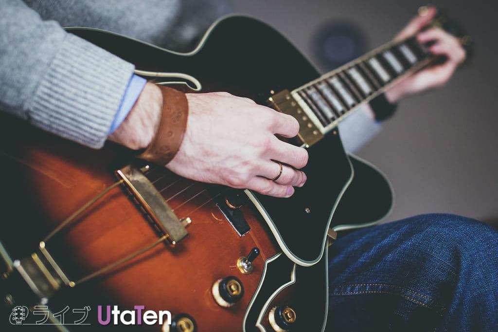倍音 ギター