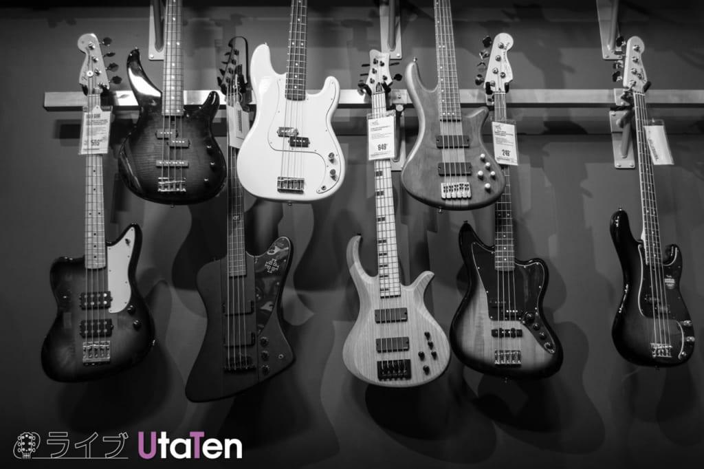 ヤマハ エレキギター 種類
